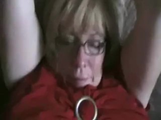 BBW Granny Taking A Hard Young Cock