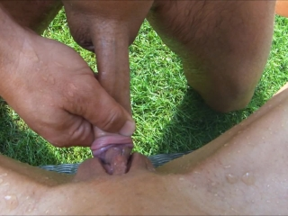 wet piss games public outdoor peeing each other girl pussy & cock pissing