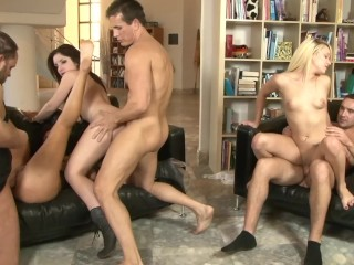 SWINGERS AND SWAPPERS 4 – Scene 1