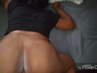 Ebony Backshots