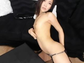 Amazing long dildo anal ATM Cam whore