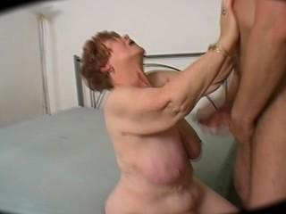 Fat Butt Curvy Granny – 69