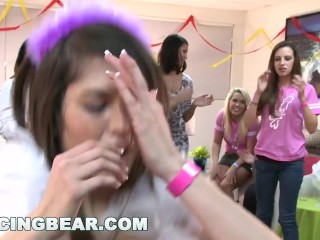 DANCING BEAR – Christie's Bachelorette Party With The Dancing Bear