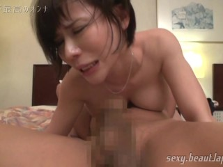 Japanese Fair Busty MILF 69 Orgasm