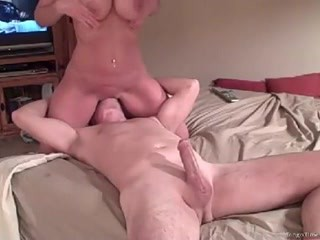 Amateur Country Milf in 69 with her hubby
