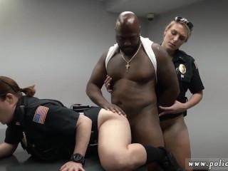 Police fuck black girl Milf Cops