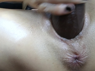 i was so hot self fisting bbc multi squirt orgasm