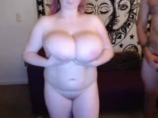 cassie0pia doggy and cum on tits