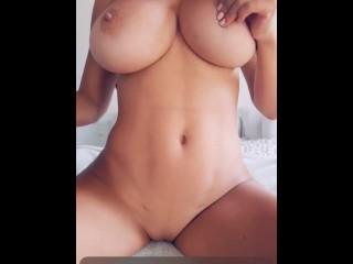 Playmate iryna tit fucking dildo