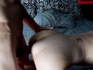 Milf Doggystyle Noisy Pussy Creampie Queef