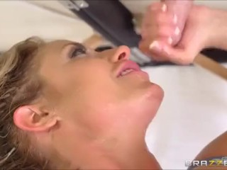 Brazzers – Little Buddy With Big COCK Fuck a Blonde Milf