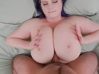 BBW titty fucking and cumshot 4