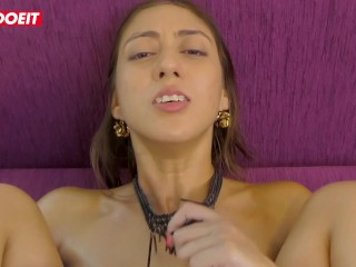 LETSDOEIT – Colombian Teen Picked Up From The Street For Some Fuck