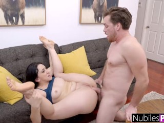 NubilesET – Step Sis Cums Harder When I Stick It In Her Ass! S13:E7