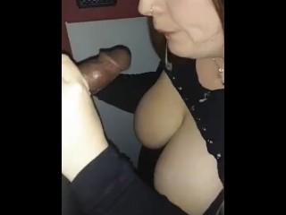 Gloryhole cum
