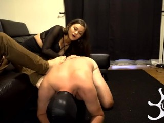 Me, My Boyfriend and My Slave cuckold