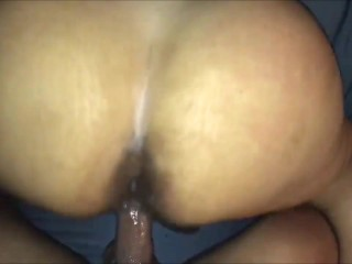 Fat Ass & Pussy Dripping Wet!