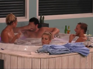 Celeb big brother Germany Katja masturbating 2