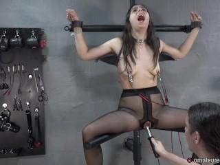 Slave Aijana under power