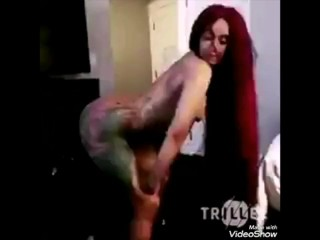 Cardi B compilation of stripping