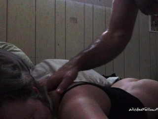 Tiny blonde screams as she gets her ass fucked, Painal, rough sex, choking