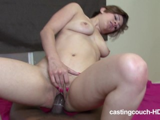 CastingCouch-HD – Latina Nails Her Audition