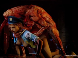 The Monster's Whore SFM