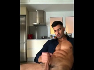 Hot big cock latin