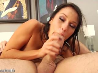 Megan Rain taking big cock in her ass