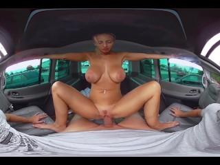 [HOLIVR 3D 360VR] Car Sex Adventure,100% real driving 360 VR_WWW.HOLIVR.COM