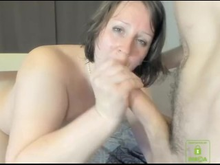 Cougar PAWG Gives The Meanest Head + ANAL & CUMSHOT