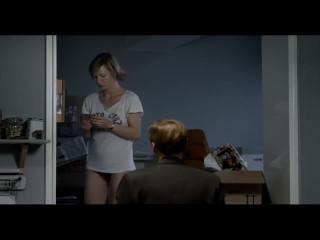 German celeb Sandra Huller nude scene