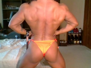 Sexy Argentinian Muscle