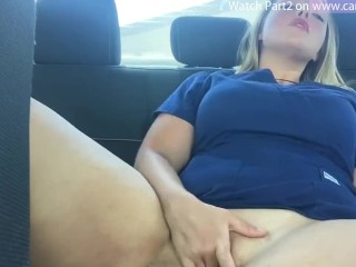 pawg in car after work Pt1 – Watch Part2 on www.cam24.space