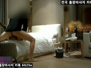 KOREA 강남 신사동 출장녀 최고급 풀서비스