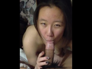 Homemade amateur with university chinese ex-gf but I swear she is pro