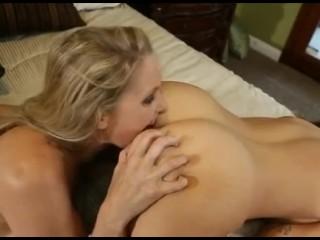 Julia Ann & Ryan Keely have real lesbian sex FULL