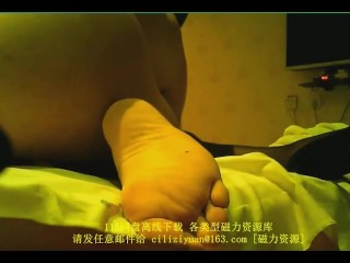 Sexy Chinese Massage and Group Sex