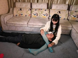 chinese teen trample