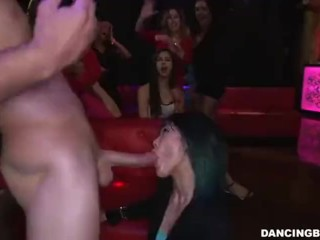 dancing bear asian blowjob and facial