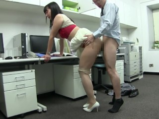 Japanese Big Tits Office Lady, Mashiro An 5