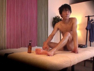 japanese handsome massage