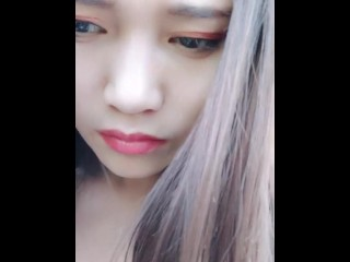 Chinese Cam Girl 刘婷 LiuTing – Outdoor Sex