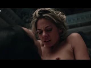 Analeigh Tipton & Marta Gastini Nude Lesbian Sex Scene On ScandalPlanetCom