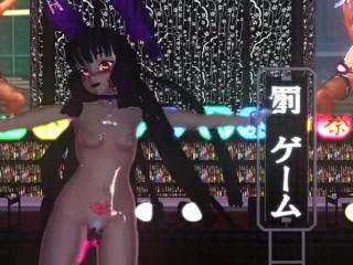MMD SEX KanColle Murakumo Sex Torture – Tokio Funka