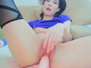 Chinese Webcam Girl 1