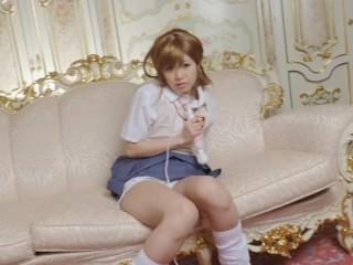 japanese teen solo masturbation with vibrator @factory HD cosplay