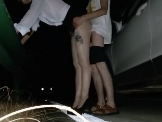 Chinese car sex