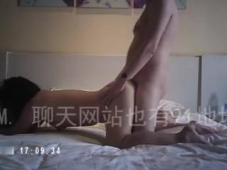 chinese girl gangbang 3p