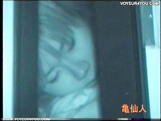 Car Sex Withness Voyeur Shoot